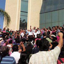 Denuncian exclusión de apoyos por parte de Sedesol en Veracruz