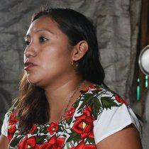 El trabajo de Antorcha es serio: activista de Tihosuco