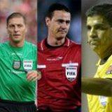 Los árbitros de Copa del Mundo Rusia 2018