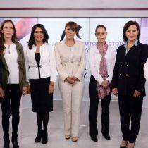 """La """"Declaración de Amor"""" ganó el debate de los candidatos de la CDMX"""