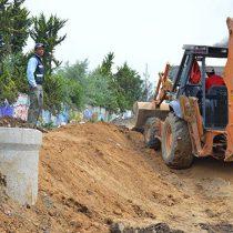 CONAGUA se compromete a apoyar a damnificados por desbordamiento del río Coatepec