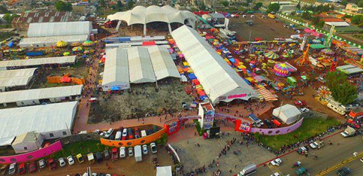 Inicia XVII Feria Metropolitana Artesanal y Cultural de Chimalhuacán 2018