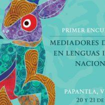Buscan impulsar la profesionalización de mediadores  de lectura en lenguas indígenas