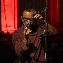 Trevor Wishart llenó de sonidos y melodías el Ex Teresa Arte Actual