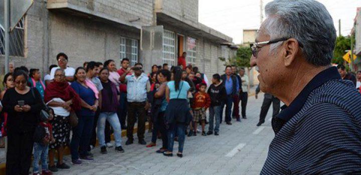 El cambio social va ser obra del pueblo: Lisandro Campos