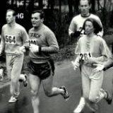 Kathrine Switzer, la primera maratonista en la historia