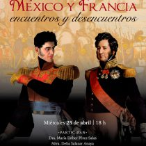 Analizarán la influencia histórica de Francia en México