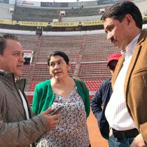 Dirigencia nacional ultima detalles en la Plaza de Toros México para el 28 aniversario