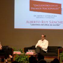 Mi oficio de escritor es como el del artesano: Alberto Ruy Sánchez
