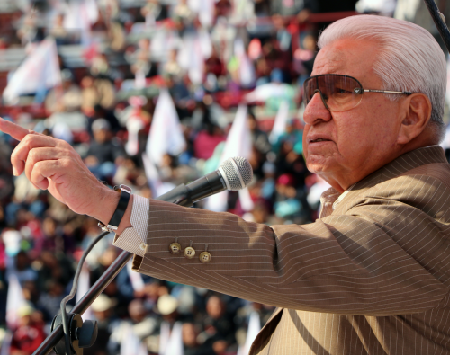 Ante calamidad en México, urge cambio de modelo económico: Aquiles Córdova