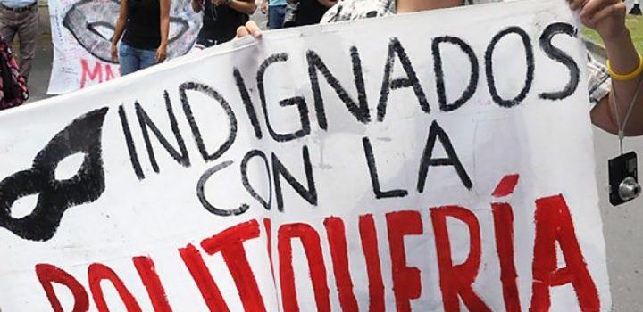 Voto de castigo no trae política para solucionar los problemas de México