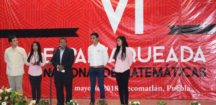 Exitosa VI Espartaqueada Nacional de Matemáticas; más de 700 concursantes