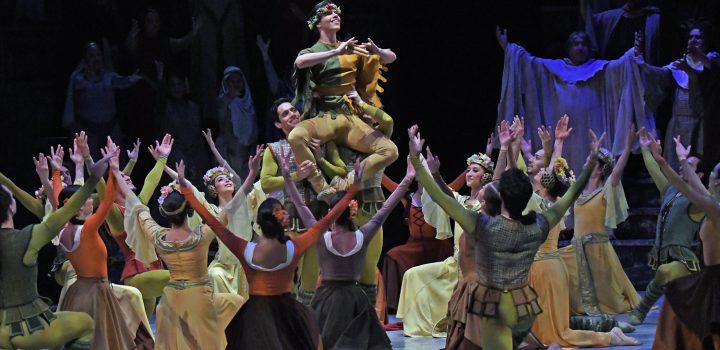 Alistan la presentación de Carmina Burana, de Nellie Happee… homenaje a toda una vida en la danza