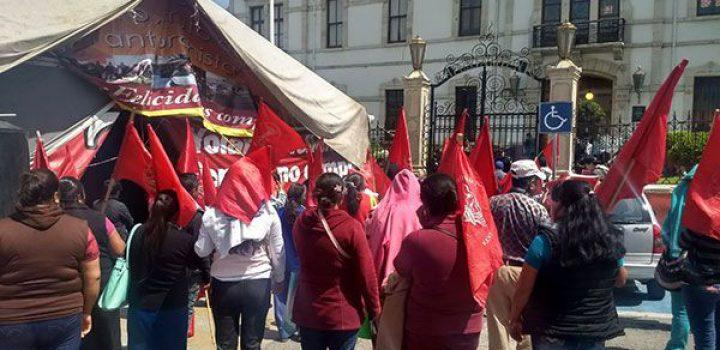 Desmienten a Tellería Beltrán, prevalecen puertas cerradas en alcaldía de Pachuca