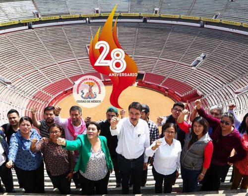 Habrá 3de3 este domingo: 2do debate, 40 mil antorchistas en la Plaza de Toros y la final Toluca-Santos.