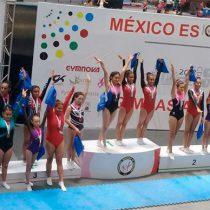 Chimalhuacanos destacan en Campeonato Nacional de Gimnasia
