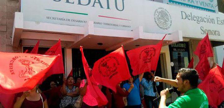 Sigue SEDATU con retrasos injustificados de apoyos de vivienda en Sonora