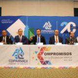 Lanza COPARMEX 7 compromisos con la Ciudad de México