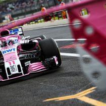 Checo Pérez largará treceavo en GP de Francia