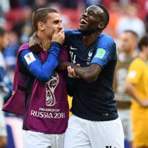Francia venció a Australia por primera vez con tecnología VAR