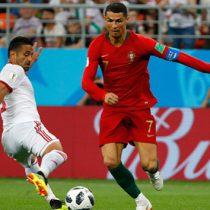 Portugal clasifica dramáticamente a octavos de final