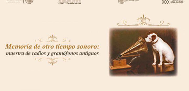 Abrirán primera Fonoteca Estatal de Tlaxcala y Fonoteca Virtual de la Red Nacional de Fonotecas