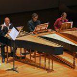 Resuenan los sonidos del clavecín en el Centro Nacional de las Artes