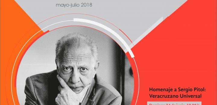 Realizarán la mesa de Homenaje a Sergio Pitol: veracruzano universal