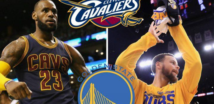 Cavaliers y Warriors llegan a las Finales