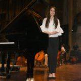 Daniela Liebman regresa al Palacio de Bellas Artes