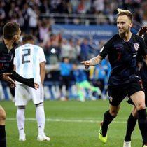 Argentina, a un paso de la eliminación