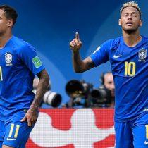 Brasil se acerca a octavos