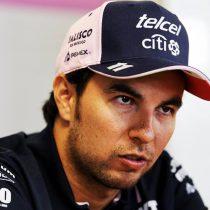 Checo Pérez quiere sumar en el regreso de Francia a la F1