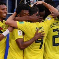 Colombia calificó a octavos y eliminó a Senegal