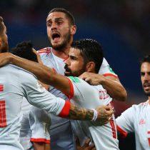 Llega primer triunfo de España y acaricia octavos de final