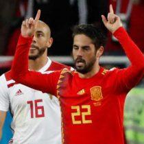España empata con Marruecos; va contra Rusia en octavos