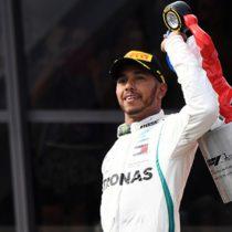 Hamilton se llevó el GP de Francia