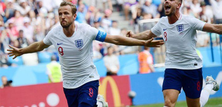 Inglaterra elimina a Panamá de Copa del Mundo