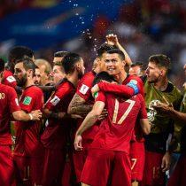 Partidazo, Portugal empata con España a 3