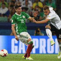 México con objetivo de ganarle a Alemania