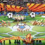 Inauguración del Mundial Rusia 2018