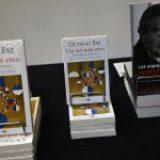 Realizan Homenaje a Octavio Paz con lectura de sus poemas en el Palacio de Bellas Artes