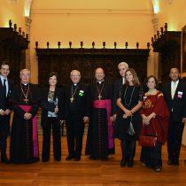 Inauguran la magna exposición Vaticano: de San Pedro a Francisco, en el Antiguo Colegio de San Ildefonso