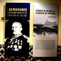 Museo Naval de México inaugurará la exposición Almanaque de la invasión a Veracruz de 1914. Registro de cien años