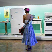 Un espíritu vintage impera en muestra de diseño moderno mexicano en el MAM