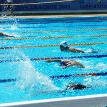 Ixtapaluquenses participan en competencia nacional de natación