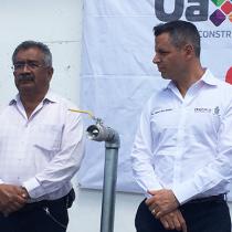 Más de 3 mil mixtecos asisten a la inauguración del sistema de agua potable en San Miguel Monte Verde