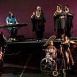 El Ballet Mexicano de la Discapacidad estrenó la pieza Capacidad/Dis