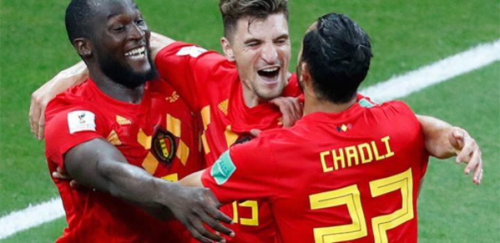 Resurge Bélgica y calificó