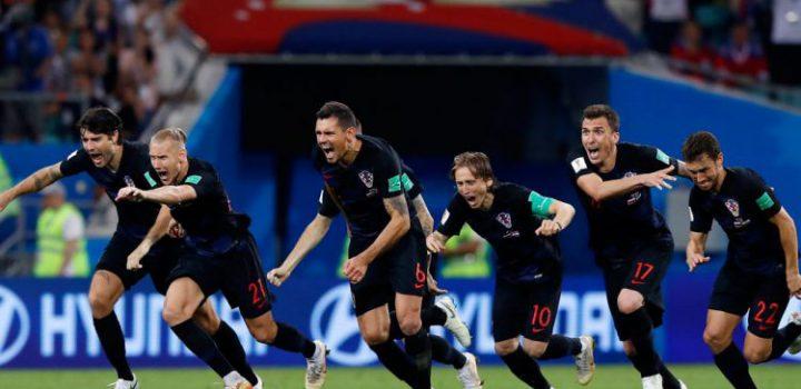Croacia vs Inglaterra, definirán al segundo finalista del Mundial Rusia 2018